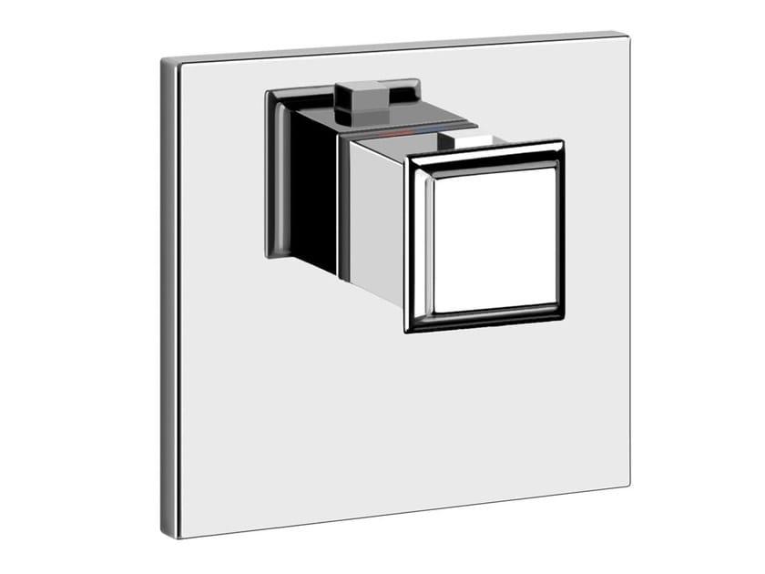 Single handle shower mixer ELEGANZA SHOWER 46252 by Gessi
