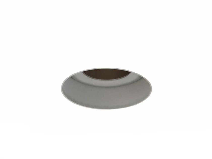 LED round recessed spotlight ELEMENTARE TRIMLESS 90 by Lightenjin