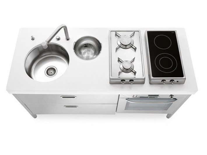 ELEMENTI CUCINA 160 By ALPES-INOX