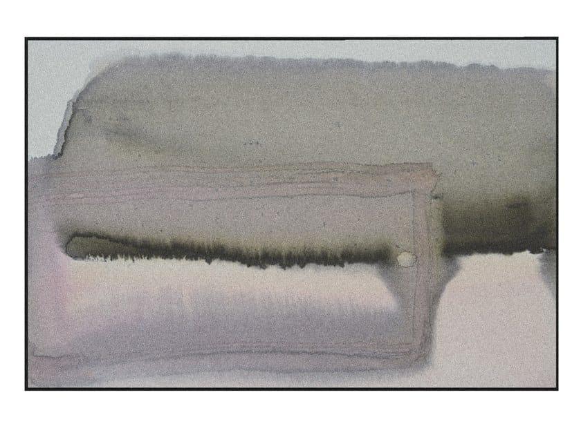 Rectangular polyamide rug ELEMENTS by Mineheart