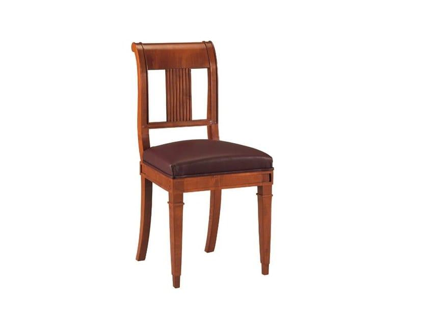 Cherry wood chair ELENA | Chair by Morelato