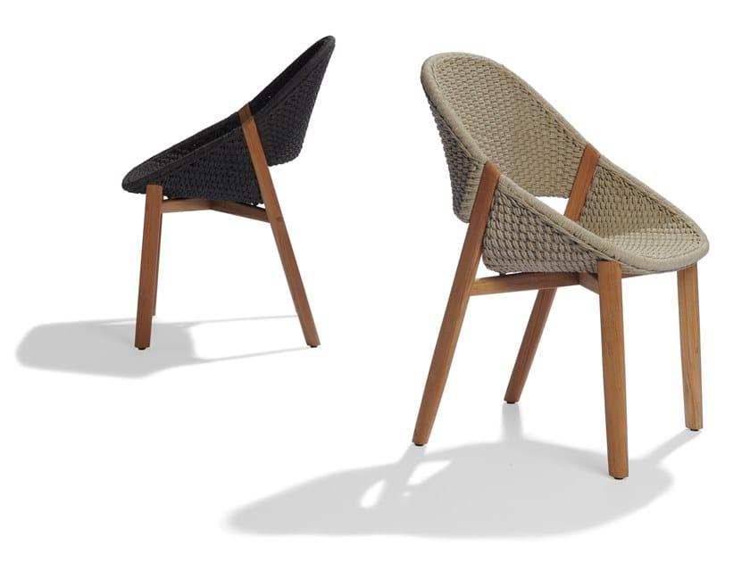 Tricord® chair ELIO | Chair by TRIBÙ