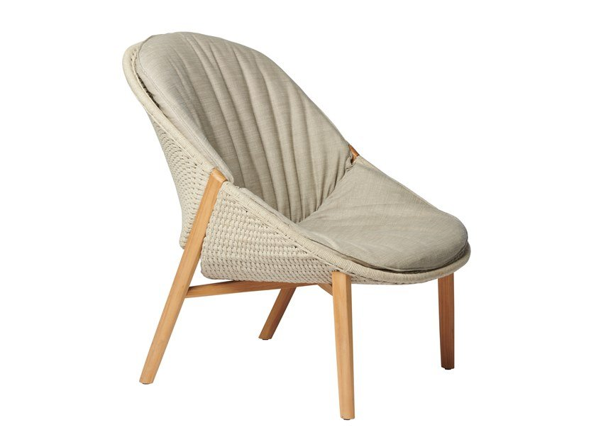 Tricord® easy chair high-back ELIO | Easy chair high-back by TRIBÙ