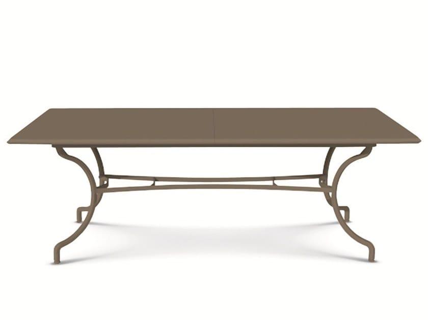 Elisir Ausziehbarer Tisch By Ethimo