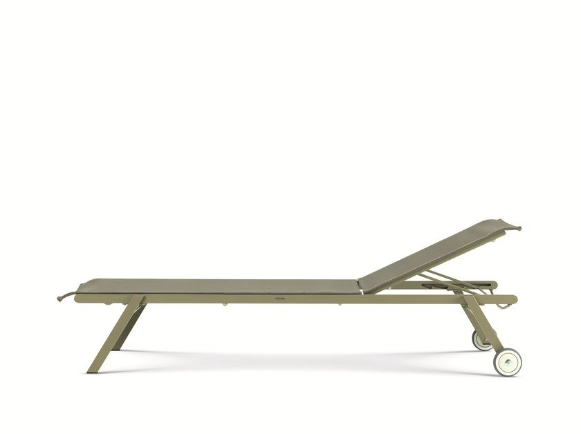 Garden daybed ELISIR | Garden daybed by Ethimo