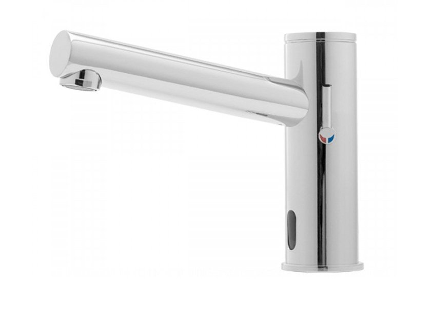 Infrared Electronic self-closing Tap for public WC ELITE 1000 L by Stern