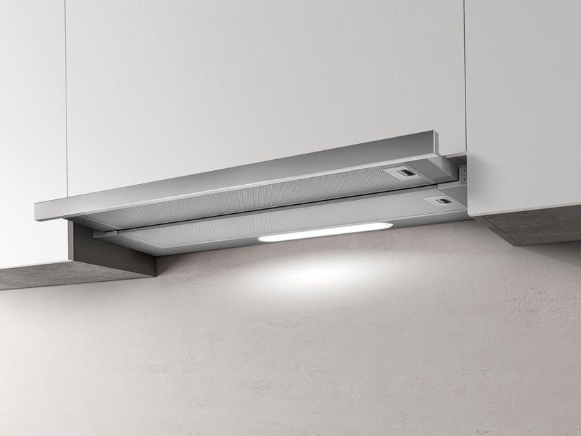 Einbau dunstabzugshaube mit integrierter beleuchtung elite 14 by elica