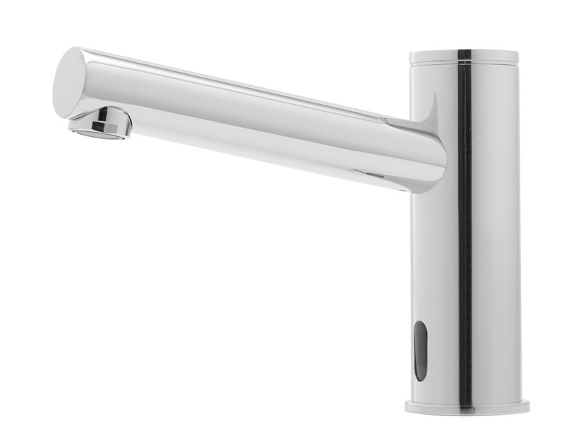 Infrared Electronic self-closing Tap for public WC ELITE L by Stern
