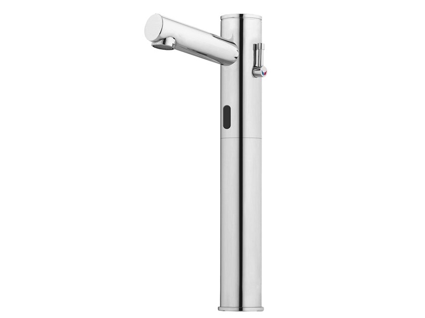 Infrared Electronic self-closing Tap for public WC ELITE PLUS 1000 by Stern