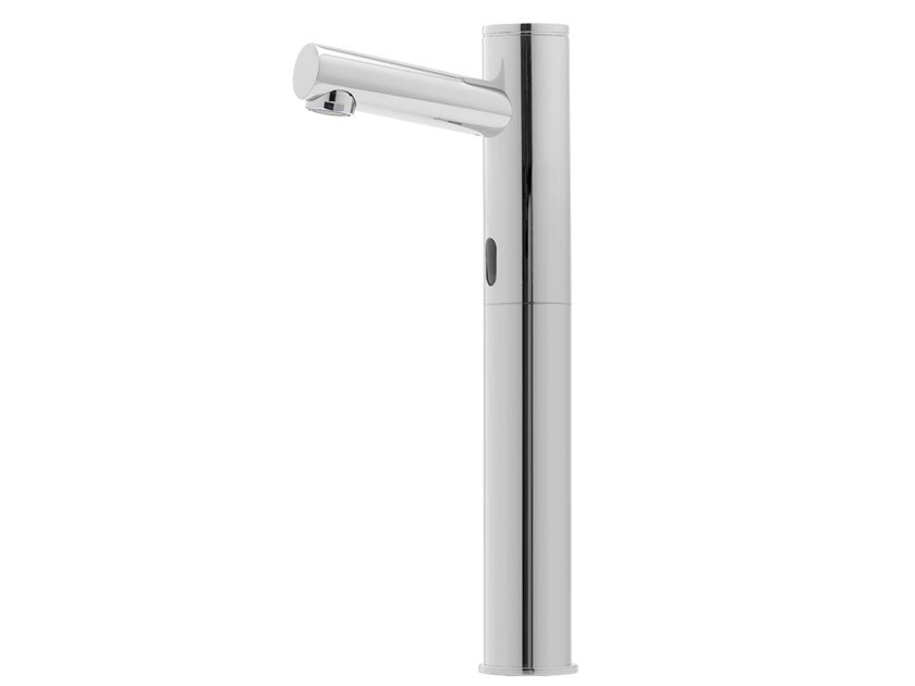 Infrared Electronic self-closing Tap for public WC ELITE PLUS by Stern