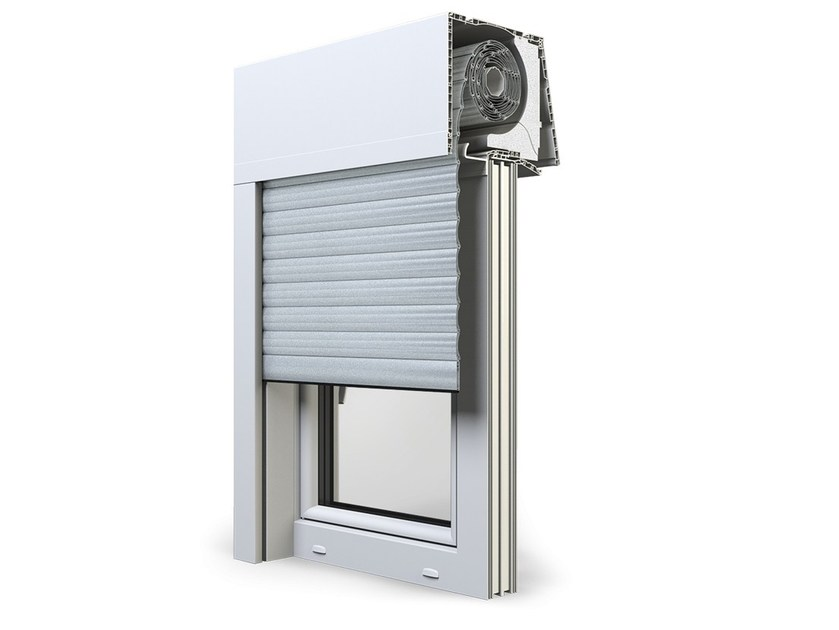 Aluminium Box for roller shutter ELITE XT by EKO-OKNA