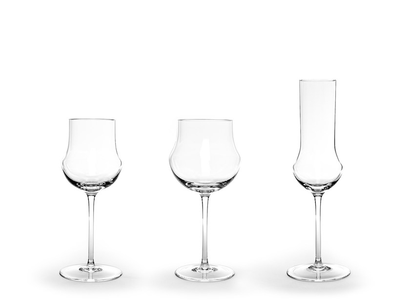 Crystal wine glass ELITISTE by extranorm
