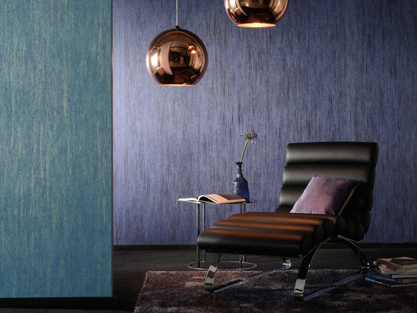 Nonwoven wallpaper ELIXIR SEMI PLAIN by Omexco