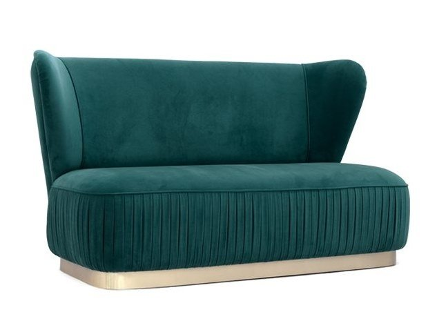2 seater sofa ELIZABETH I | Sofa by Duquesa & Malvada