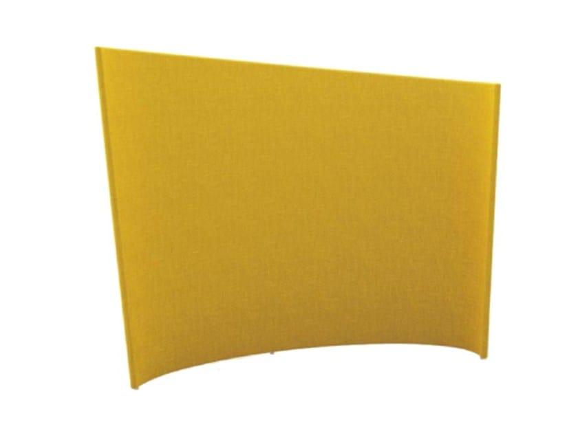 Fabric room divider ELK | Room divider by TALIN