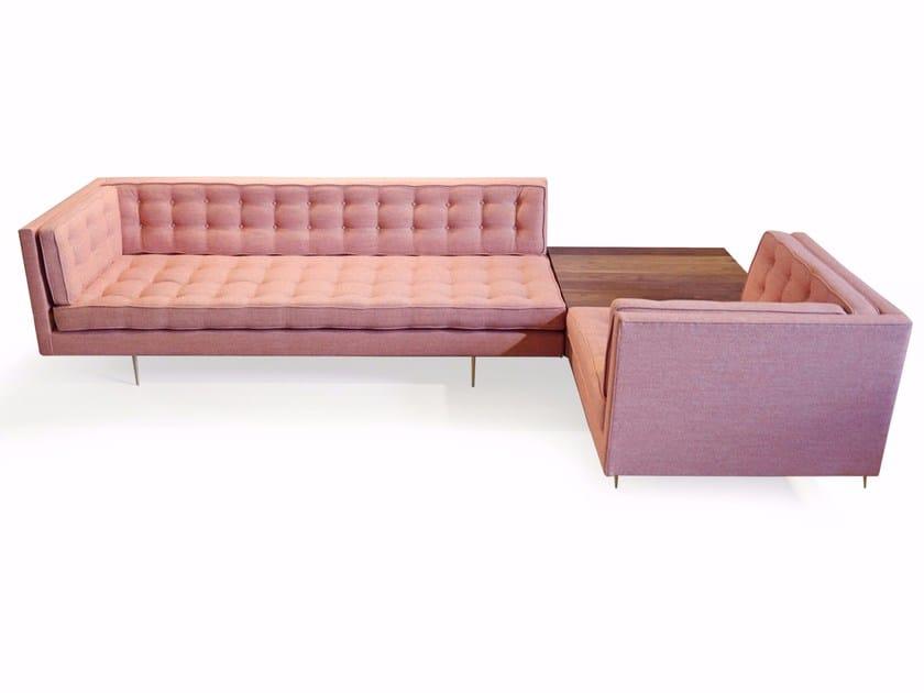 Modular fabric sofa ELLA by Dare Studio
