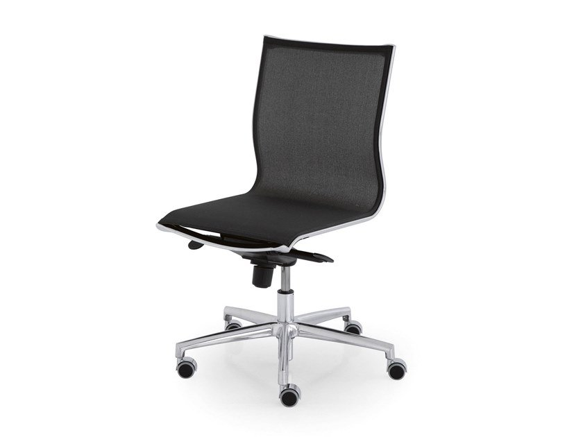 Recliner task chair with castors ELLE EXECUTIVE | Recliner task chair by FANTONI