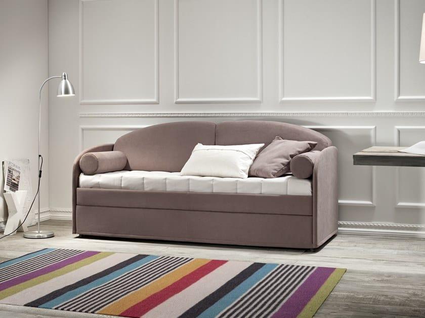 3 seater fabric sofa bed ELLEN by Felis