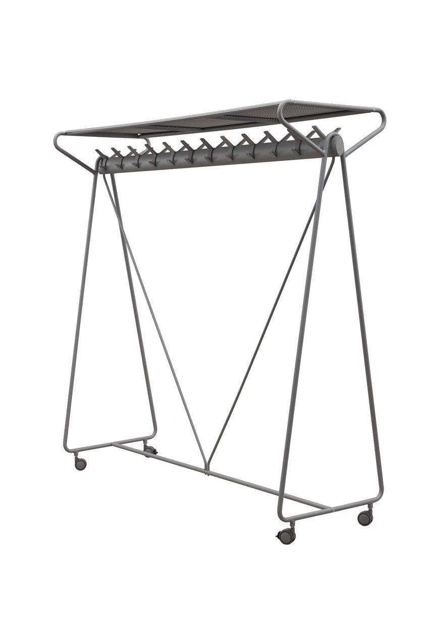 Steel coat stand ELLIPSE | Office coat rack by Segis