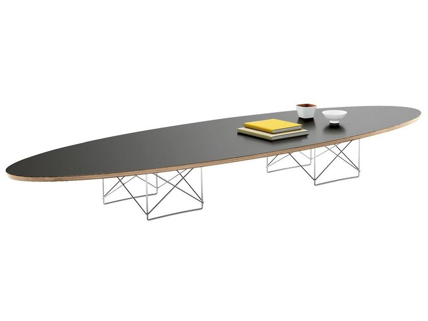 Genial Coffee Table For Living Room ELLIPTICAL TABLE ETR By Vitra