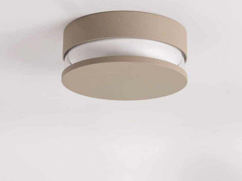 LED aluminium Outdoor wall Lamp ELOISE by DIOMEDE