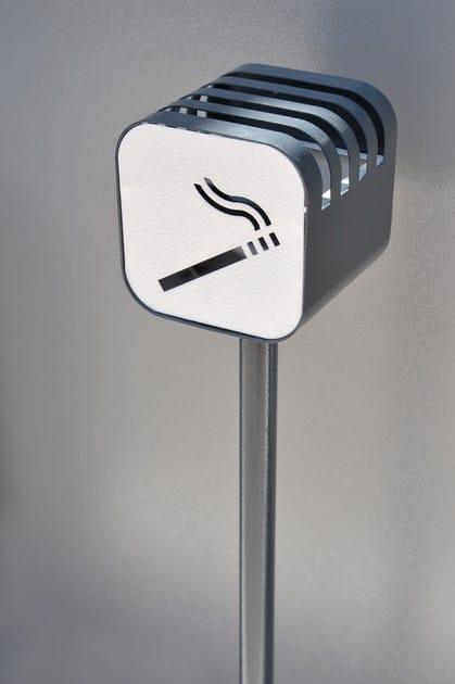 Steel ashtray ELVIS by LAB23 - Urban Smart Living