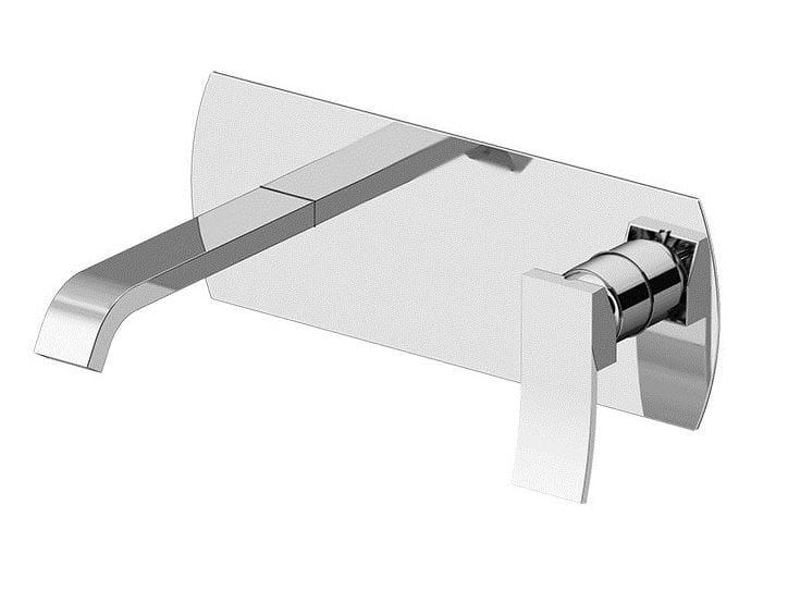 Miscelatore per lavabo a muro ELY | Miscelatore per lavabo a muro by Gattoni Rubinetteria