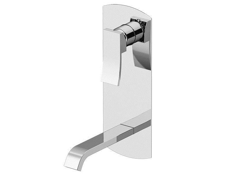 Miscelatore per lavabo a muro monocomando ELY | Miscelatore per lavabo by Gattoni Rubinetteria