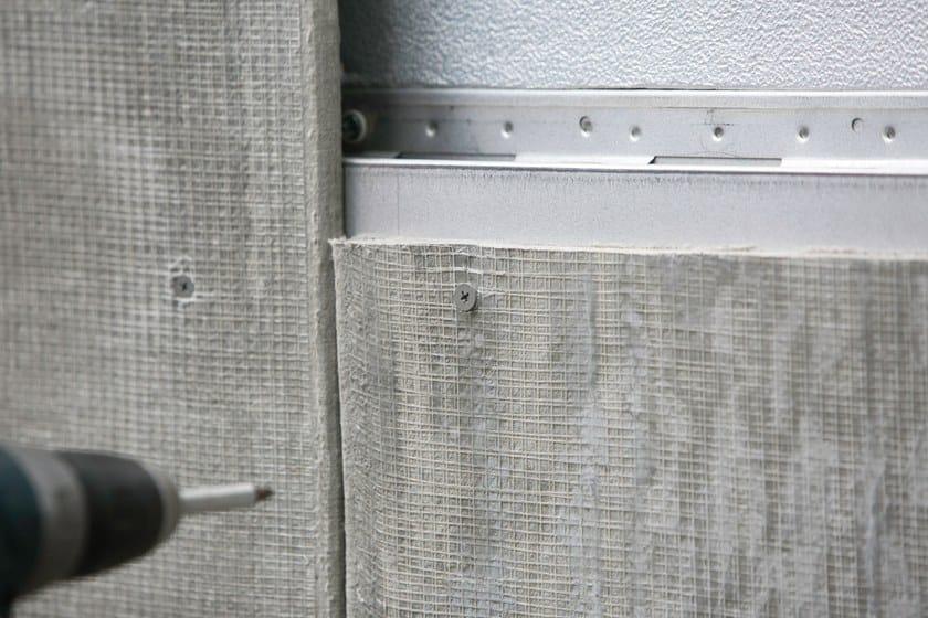 Lastra in fibrocemento per facciate ventilate elycem brianza