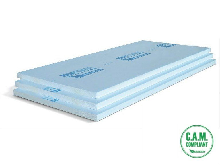 Pannello termoisolante in XPS ELYFOAM® by Brianza Plastica