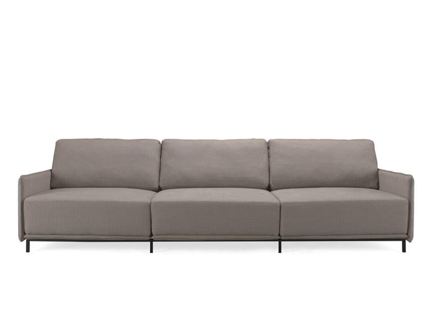3 seater fabric sofa ELYSIAN | Sofa by PRADDY