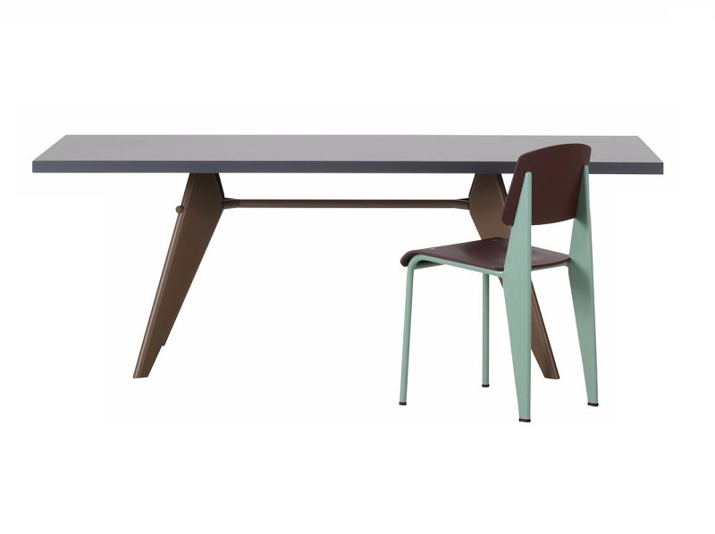 Rectangular dining table EM TABLE by Vitra
