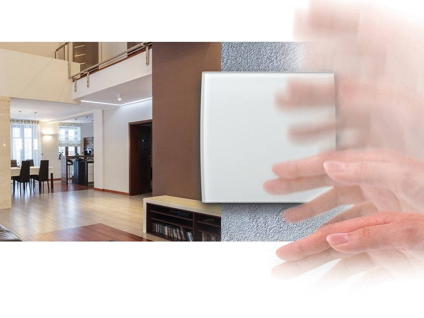 Serie civile touchless EM80 TOUCHLESS SWITCH by TEM