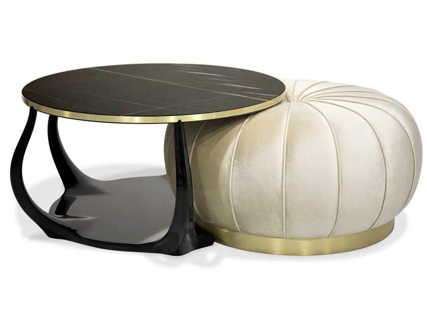 Pouf / coffee table EMBRACE by KOKET