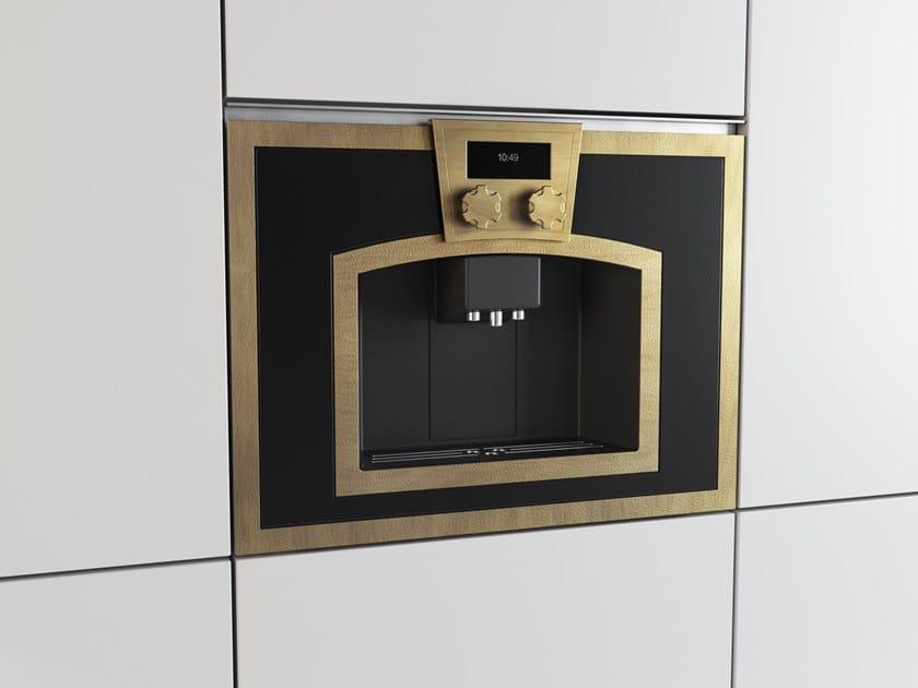 Macchina da caffè automatica da incasso EMCG202   Macchina da caffè da incasso by Officine Gullo