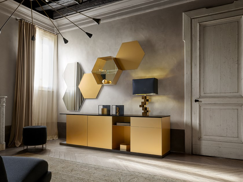Sideboard with doors EMERA by Ronda Design