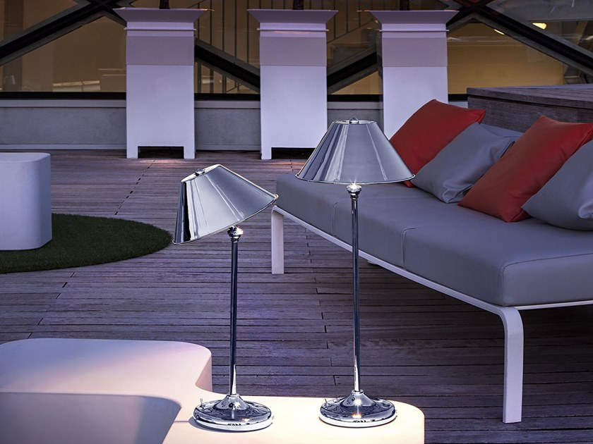 LED table lamp with rechargeable battery EMILY   Table lamp by ANNA LARI