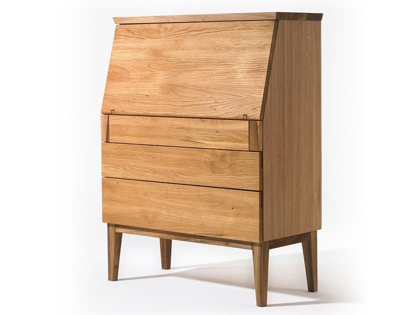 Secretary Emily Furniture Legno Sixay Scrittoio In Desk gfvb7yY6
