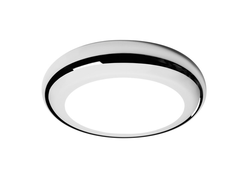 LED metal wall light EMMA | Wall/ceiling lamp by Estiluz