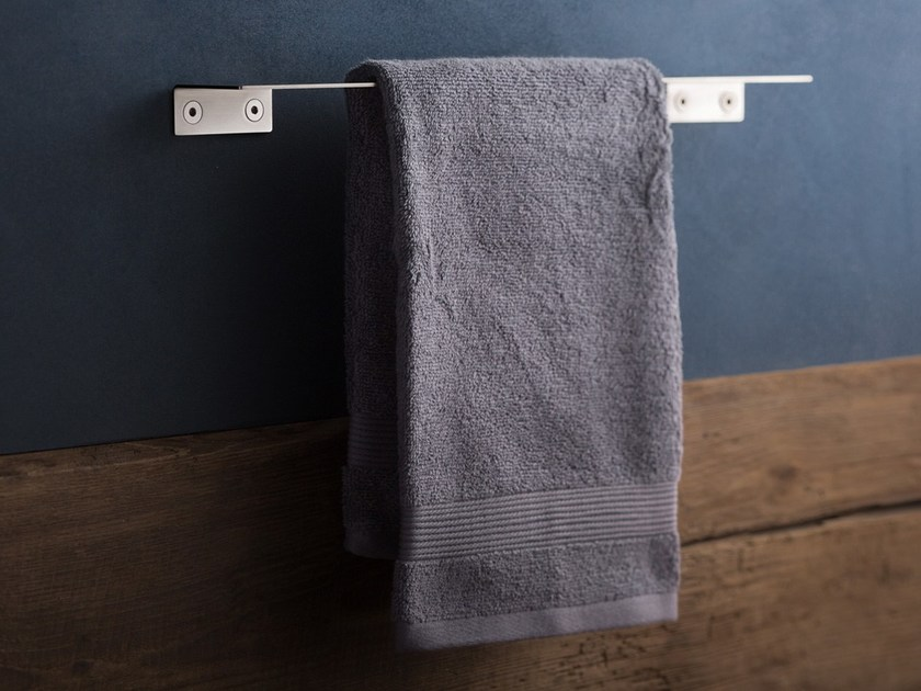 Stainless steel towel rail EMME 1561 by MINA