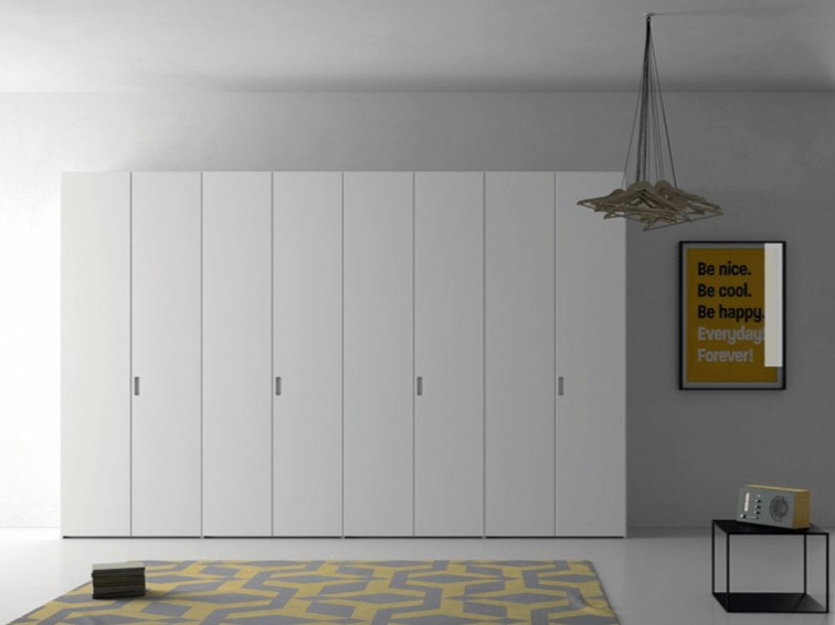 Lacquered wardrobe EMOTION 4 by Dall'Agnese