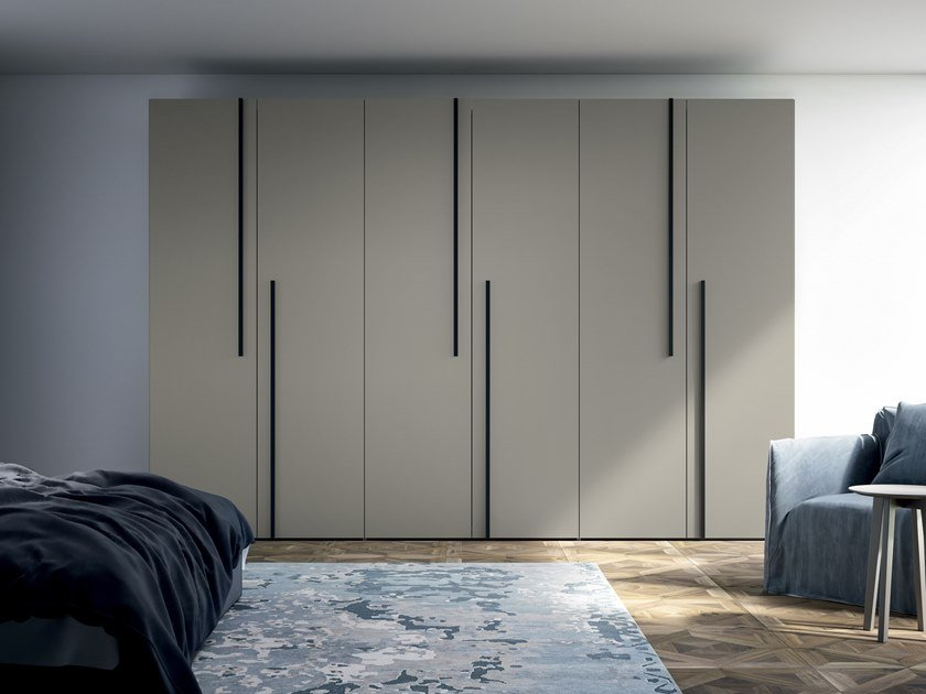Lacquered wardrobe EMOTION UP EM15 by Dall'Agnese