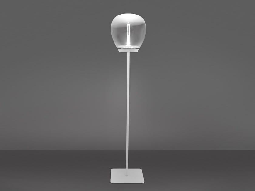 Empatia floor lamp by artemide design carlotta de bevilacqua blown glass floor lamp empatia floor lamp by artemide aloadofball Gallery