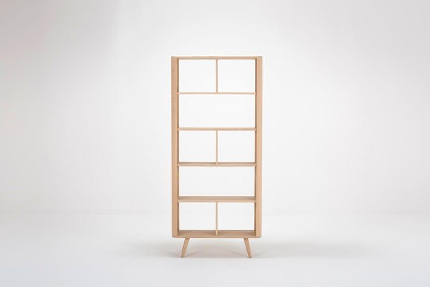 Ena divider bookcase by gazzda design salih teskeredžic