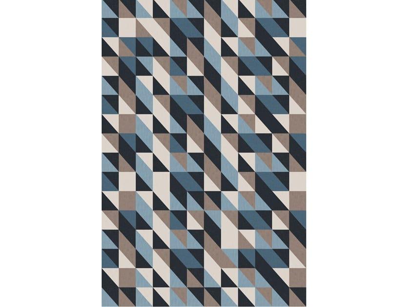 Handmade Merino Wool Rug Encants Mini