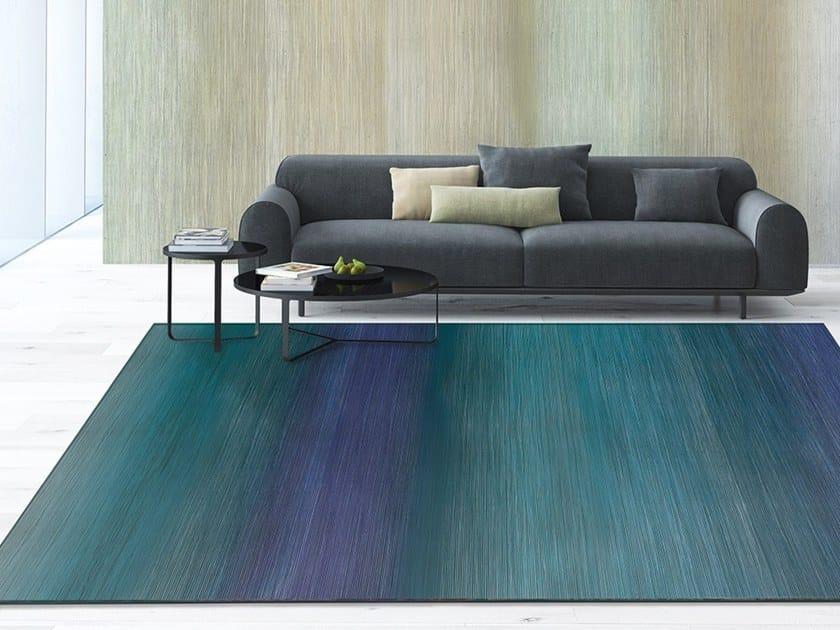 Rectangular rug ENERGY by Adriani e Rossi edizioni
