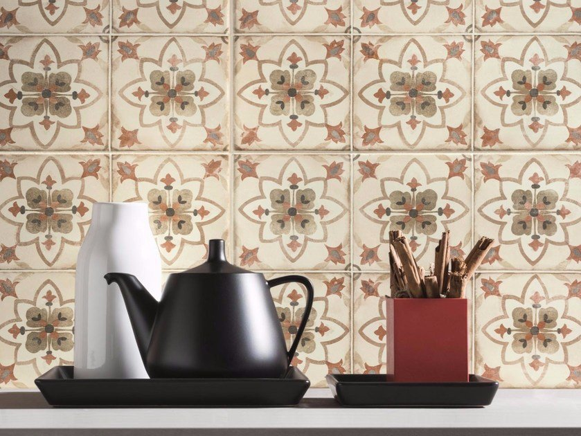 White-paste wall tiles ENERGY by Ragno