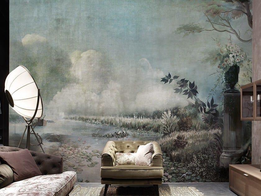 Carta da parati in vinile england collezione luxury by for Carta parati vinile