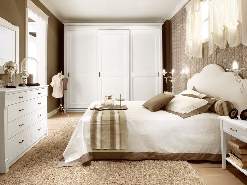 Wooden bedroom set ENGLISH MOOD | Bedroom set by Minacciolo