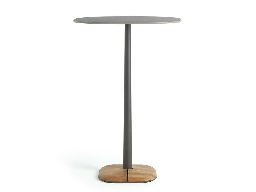 Tavolo alto in pietra ceramica ENJOY | Tavolo alto by Ethimo